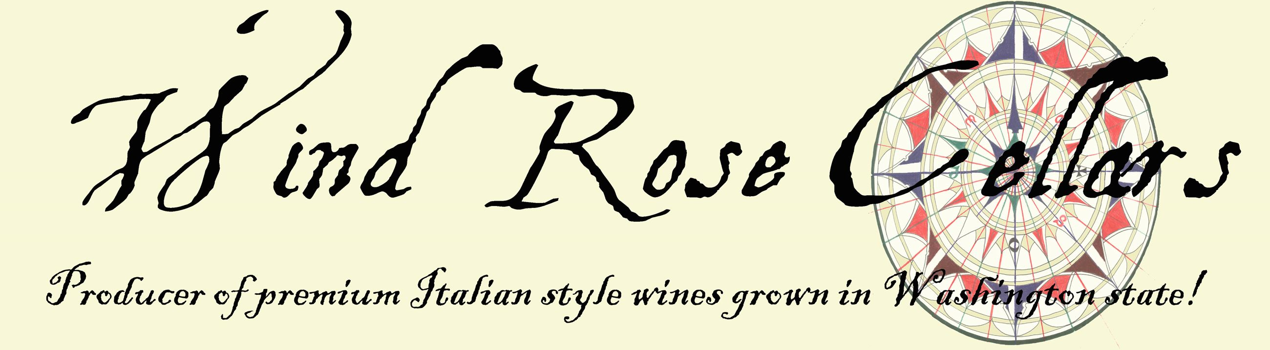 Wind Rose Cellars logo