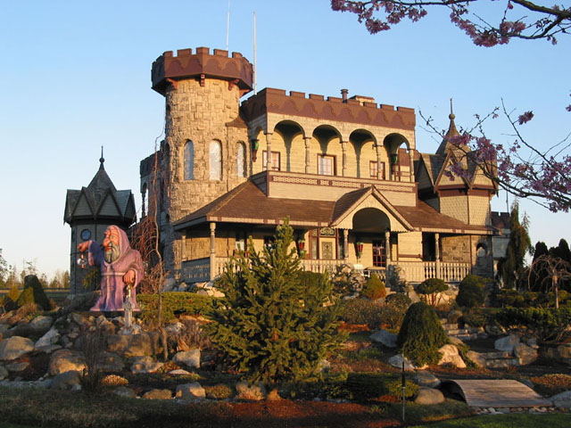 The Gate Keepers Castle