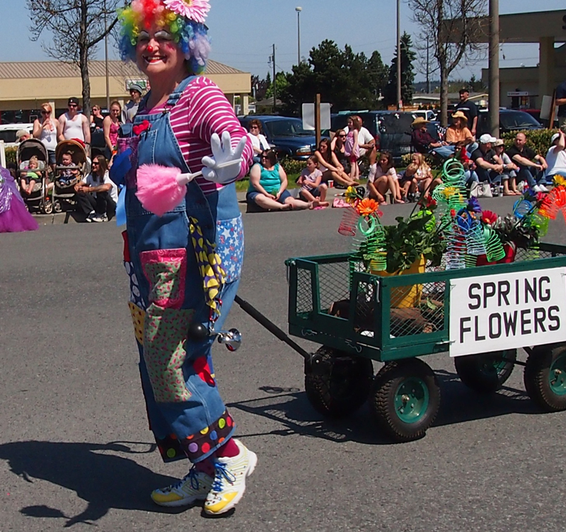 Parade Clown