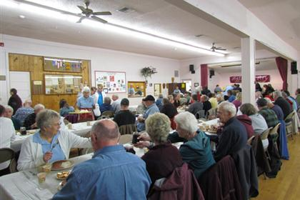 Sequim Centennial Kick-Off Breakfast