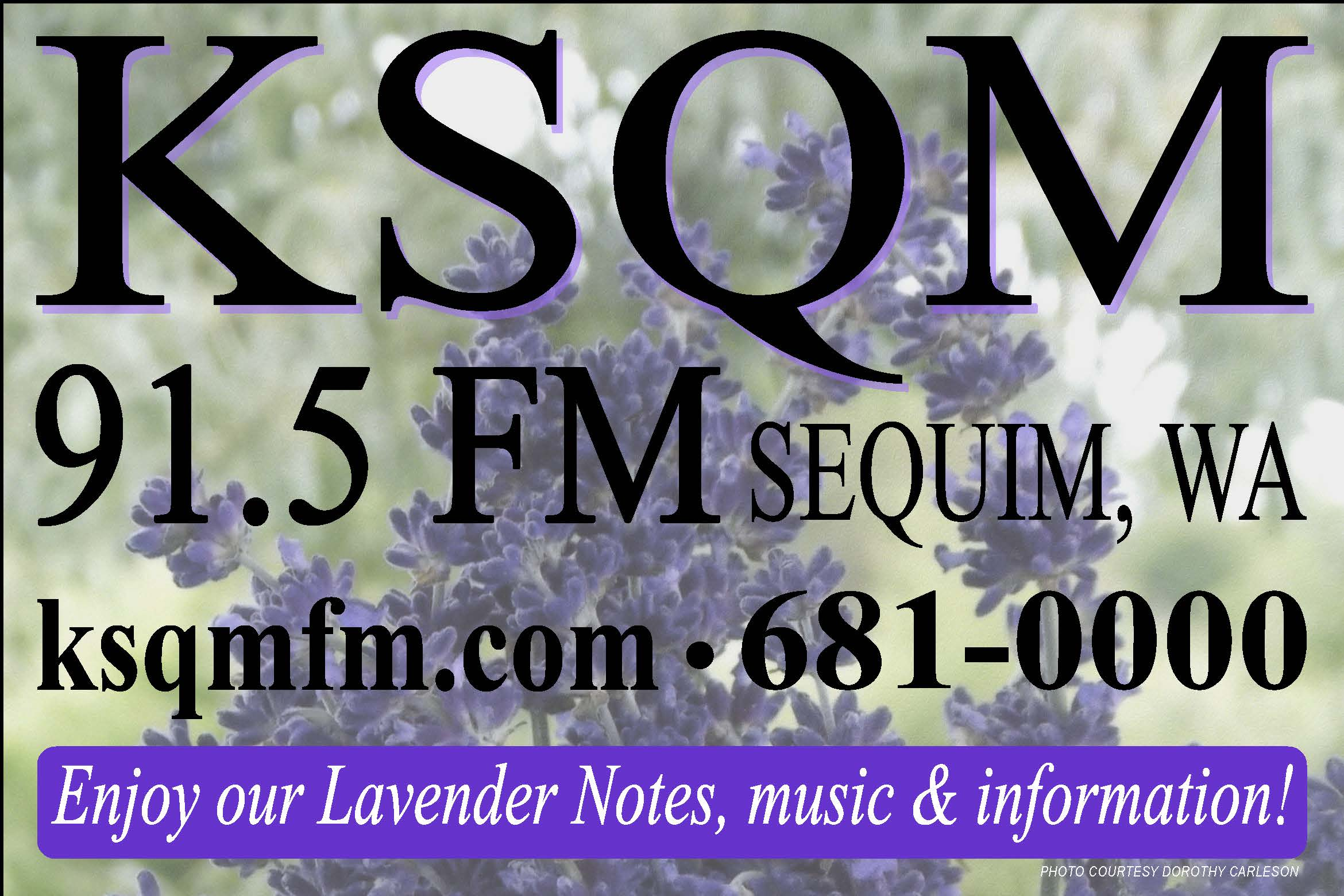 KSQM Lavender Weekend